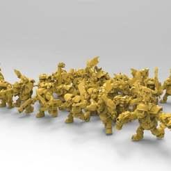 untitled.81.jpg Download free 3MF file Orktoberfest Orc Boys! • 3D printer object, Mazer