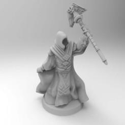 Descargar archivo 3D gratis Apóstol de la Oscuridad, Mazer