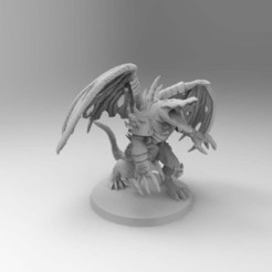 Descargar archivo 3D gratis Sobek El Hijo Milésimo Príncipe Demonio, Mazer