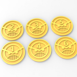 untitled.15.png Download free STL file Angry Marines Objective Markers • 3D printer object, Mazer