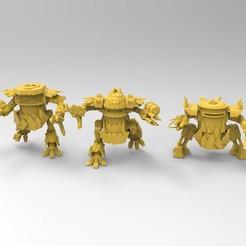 untitled.159.jpg Download free STL file Goblin Kans of Kill • 3D print design, Mazer