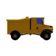 Scania 3.png Download STL file RC Truck  Scania 4x4 Dakar Special - Fully printable • 3D printer template, Lukas-PIU