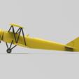 Download 3D printing designs Avro 631 - Easy assemble building kit, Lukas-PIU