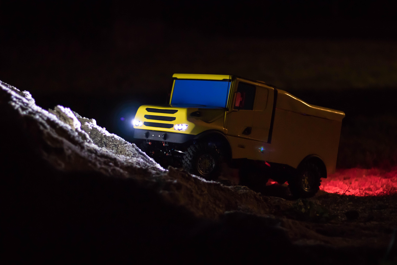 IMG_4516.jpg Download STL file RC Truck  Scania 4x4 Dakar Special - Fully printable • 3D printer template, Lukas-PIU