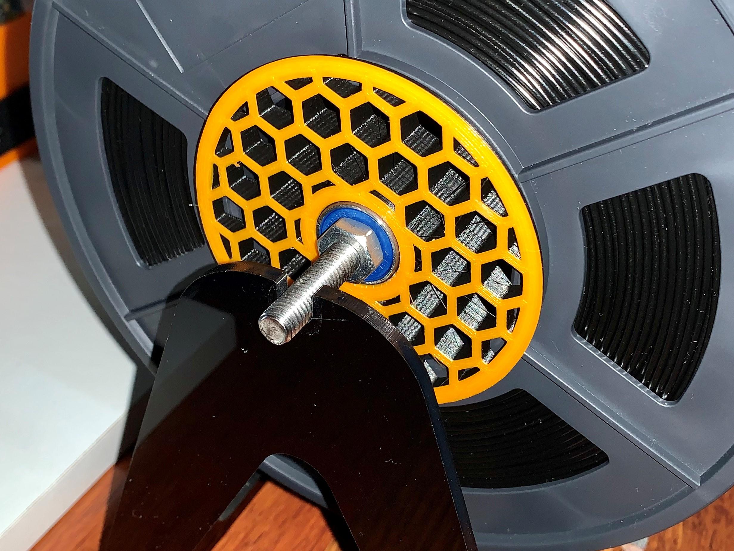 IMG_40232.jpg Télécharger fichier STL gratuit Porte-bobine 90mm • Plan pour imprimante 3D, xShape