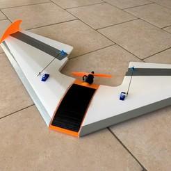 Impresiones 3D gratis Fuselaje de flecha FT, xShape