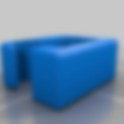 clip_bobine1.stl Télécharger fichier STL gratuit bobine de filament de pince G3D (1,75mm) • Modèle imprimable en 3D, charlelie81