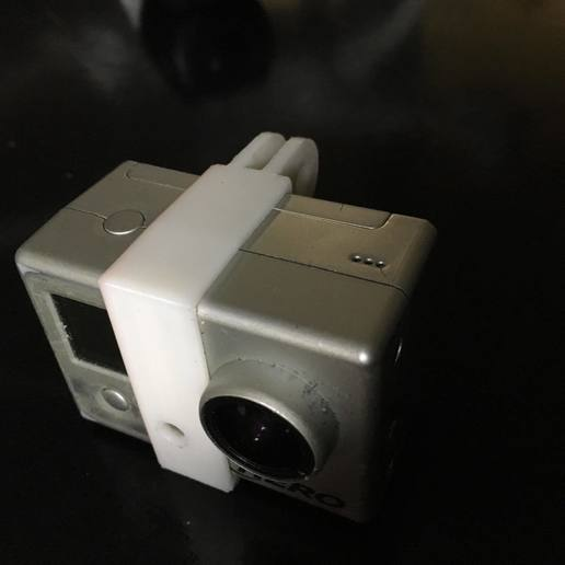 26735675_10215536810121699_1396467066_o.jpg Download free STL file GoPro hero support • 3D printable object, charlelie81