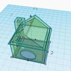 Descargar diseños 3D gratis casa hamster pequeña, alejandro3ares
