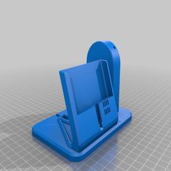 Télécharger fichier imprimante 3D gratuit Dock pour S10 avec Spigen ultra hybride + Gear S3 frontier Small, chernandz