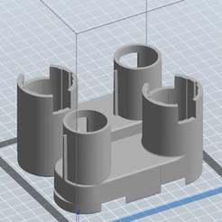 Télécharger fichier 3D gratuit Porte-accessoires Dyson 6 - 140 mm, chernandz