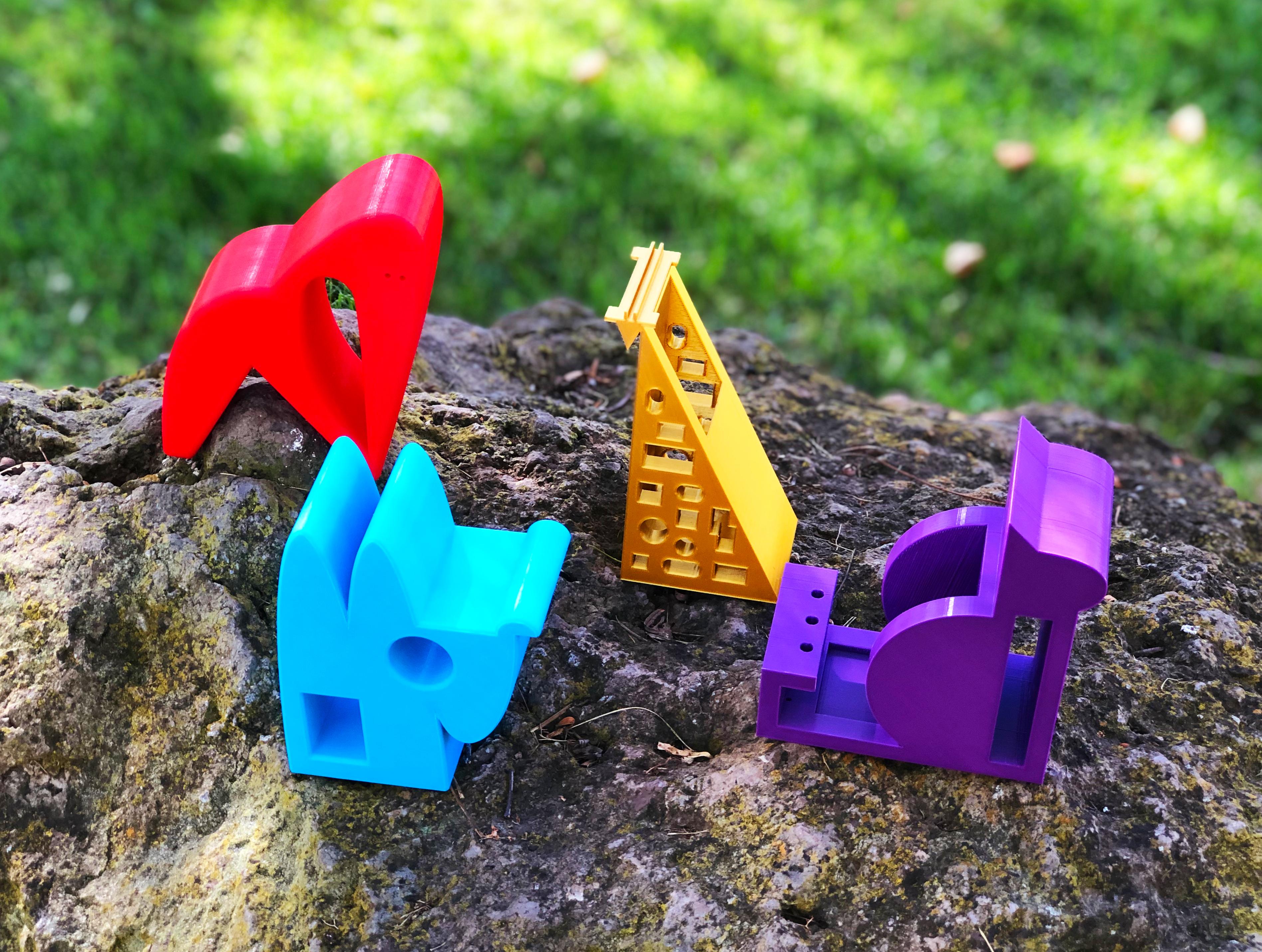 2_all_animals.jpg Télécharger fichier STL gratuit CAMEL • Modèle imprimable en 3D, NIZU