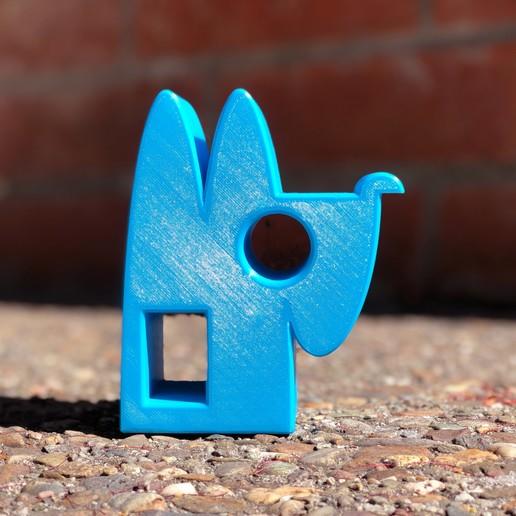 Télécharger fichier 3D gratuit CAMEL, NIZU