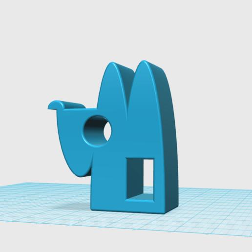 Screen Shot 2019-09-09 at 6.44.14 PM.png Télécharger fichier STL gratuit CAMEL • Modèle imprimable en 3D, NIZU