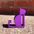 Télécharger fichier STL gratuit CAT • Plan pour impression 3D, NIZU