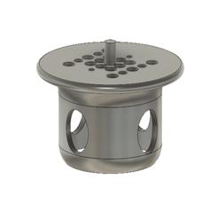 Bonde.png Télécharger fichier STL gratuit Lavabo Sink filter • Modèle pour impression 3D, n0opy