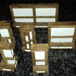 Descargar archivos 3D gratis Muros Tudor S OpenLock 5.0, Alonicus