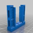 Download free STL file Openlock Tudor Door Remix • 3D print template, Alonicus