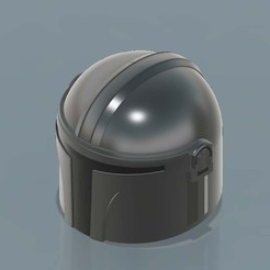 Mando3.jpg Télécharger fichier STL Mandalorian, Boba Fett, Jango Helmet Playmobil Bba Fett Armor • Design pour imprimante 3D, PlaymoCustomfig