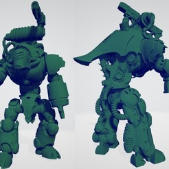 Download free STL file Grimdark Chrono Trigger Bits • 3D printer object, ErikTheHeretek