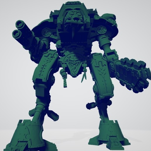 Aztec_Armiger_1.jpg Download free STL file Aztec Armor Bearer  - Conversion Kit • Model to 3D print, ErikTheHeretek