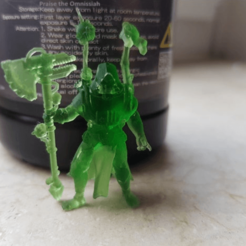 Download free 3D print files Martian Diviner of Machines, ErikTheHeretek
