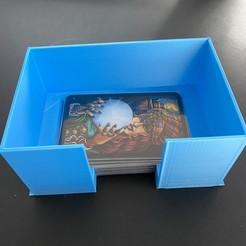 Descargar diseños 3D gratis Los charlatanes de Quedlinburg remezclaron la bandeja de recetas para las tarjetas de la manga, fuchsr