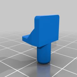 Ikea_BILLY_shelf_stud_v1.png Télécharger fichier STL gratuit Pince pour les étagères Ikea • Modèle pour impression 3D, fuchsr