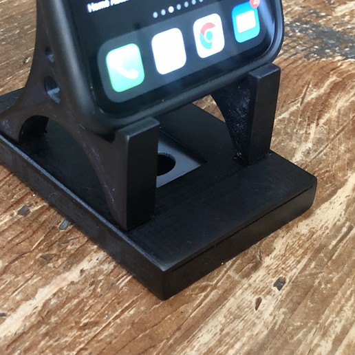 Download free 3D printer files Business card dispenser and phone stand, fuchsr