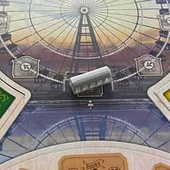 Download free STL Ferris Wheel Cabin for World's Fair 1893, fuchsr