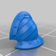 IW_Shoulder_01.png Télécharger fichier STL gratuit Le guerrier métis • Objet à imprimer en 3D, LoggyK