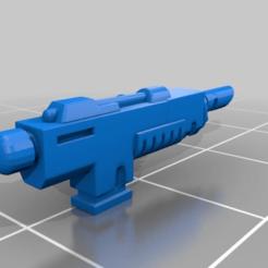 Télécharger fichier impression 3D gratuit Fusil de chasse (sans poignée), LoggyK