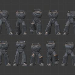 Download free 3D printer designs Retro Renegade Bodies, LoggyK