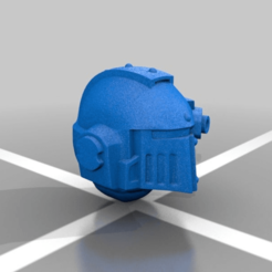 Descargar diseños 3D gratis Casco Smith de asedio deprimido, LoggyK
