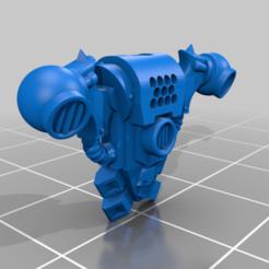 Download free 3D printer model The Newborn, LoggyK