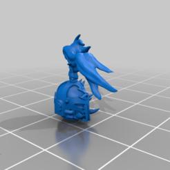 Download free 3D printing templates Despoiler helmet, LoggyK