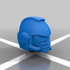 Download free 3D printer model [OUTDATED] Mark 4 helmet x4, LoggyK