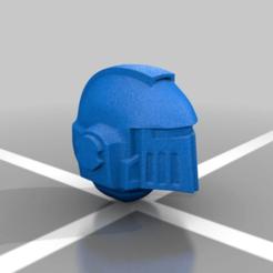 Descargar archivo 3D gratis Cascos de legionario de asedio deprimido x2, LoggyK