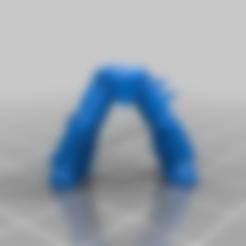Télécharger fichier 3D gratuit Jambes à vif, LoggyK