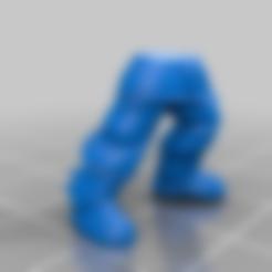 Télécharger plan imprimante 3D gatuit WIP jambes cadiennes, LoggyK