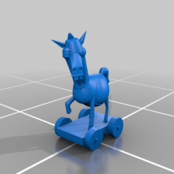 Descargar archivos 3D gratis Caballo de Troya [MM-pt1-mk4], LoggyK