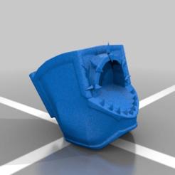 Télécharger objet 3D gratuit Pillager Torse WIP, LoggyK