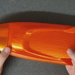 Download 3D print files RC jet boat, SanFable