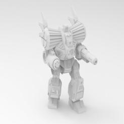 Descargar Modelos 3D para imprimir gratis Zeus-X, IonRaptor
