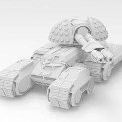Télécharger fichier 3D gratuit La reine fantôme, IonRaptor