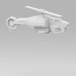 Descargar modelo 3D gratis Chaqueta amarilla de Battletech, IonRaptor