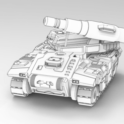 1 (2).png Télécharger fichier STL gratuit Le char d'assaut Sentry • Modèle pour impression 3D, IonRaptor