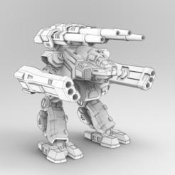 Download free 3D printer model Monster, IonRaptor