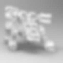 Download gratis 3D-printerontwerpen Black Dog, IonRaptor