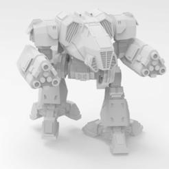 Télécharger fichier 3D gratuit Mechwarrior 4 Supernova, IonRaptor